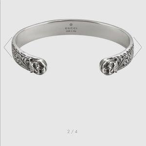 Gucci Accessories - Gucci Feline Bracelet